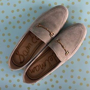 Sam Edelman Suede Loraine Bit Loafer Size 7 NWOT